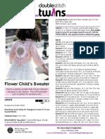 Jacheta de copii crosetata