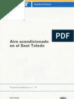 018 SEAT Aire Acondicionado en El Seat Toledo