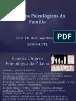 Aspecto Psicológico Da Familia