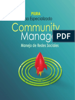 Broshure Oficial Community Manager