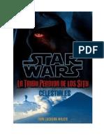 La Tribu Perdida de Los Sith 2