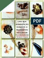 Livro Nutricao CANCER