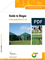 Guide Biogas | Anaerobic Digestion | Biogas