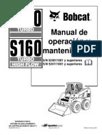 Manual de Operacion Español Bob Serie 5240-41 S160