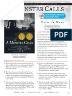 A Monster Calls Discussion Guide