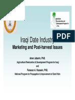 Iraqi Dates Industary