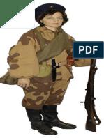 Soviet Uniforms - Woman