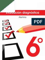 6° EVALUACION DIAGNOSTICA SANTILLANA
