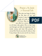 Prayer to St Jude
