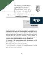 Resumen Unidad No 12 Didactica General