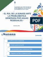 4. Rol de La SUNASS Ante La Problemática Generada Por Aguas Residuales.