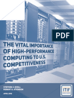 2016 High Performance Computing