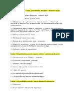 Programa de La Materia Derechos Reales (Siglo 21)