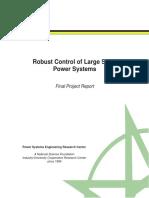 Vittal Robustcontrol Final Report
