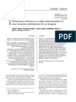 Parasitosis intestinal en niños seleccionados en una consulta ambulatoria de un hospital