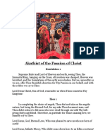 Akathist of the Passion of Christ