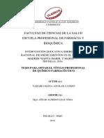 Aguilar Cavero Yahaira Elena Uso Medicamentos Club de Madres c14