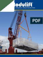 Modulift US Generic Brochure 2016
