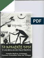 Ta Makuende Yaya y Las Reglas Del Palo