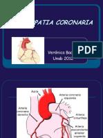 Clase 2 - Cardiopatías coronarias