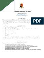 mcconnell - u s  govt    econ  - syllabus 2017-18