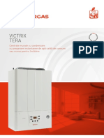 Centrale Termice Condensare, Incalzire Si ACM, IMMERGAS – VICTRIX TERA 24-28-32 KW -24 Plus_PLIANT