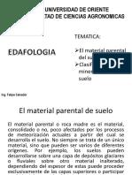 Clase 5 Edafologia