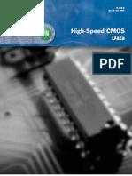 High Speed CMOS, Series 74HC, ON Semiconductor