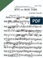 Concerto pour Tuba - Vaughan Williams