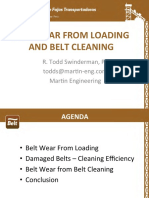 05 - Todd Swinderman - Belt Wear Fron Loading and Belt Cleaning