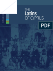 The Latins of Cyprus (PIO Booklet - English, 2017 Edition)