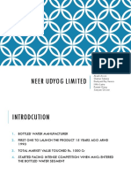 Neer Udyog Limited