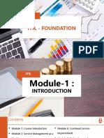 ITIL Module