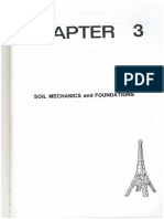 Ch 3 Soil Mechanics and Foundations