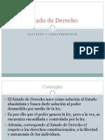 Estado de Derecho de Chile