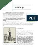 Castele de Apa