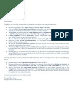 GMAT Score Improvement Proposal