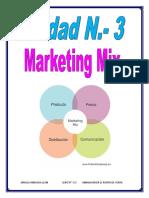 Definicion de Marketing Mix