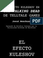 Josué Monchán - El Efecto Kuleshov En The Walking Dead De TelltaleGames