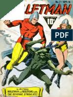 Bulletman Comics (Fawcett Comics) Issue #7