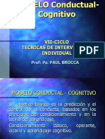 CLASE Modelo Conductual Cognitivo (3)