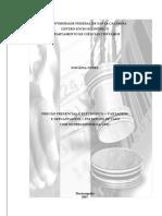 Pregão Presencial e Eletrônico - Vangatens e Desvantagens Um Estudo de Caso Com Os Pregoeiros Da UFSC