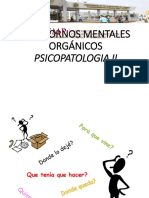 Sesión N_1- Trastornos Mentales Organicos