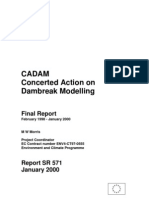 CADAM Final Report