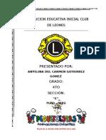 Centro Educativo Particular Club de Leones