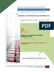 application de gestion relative aux surfaces de commercialisation de produits divers
