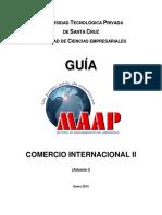 Comercio Internacional II - Enero 2014