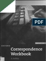 Ashley Oxford Correspondence WB