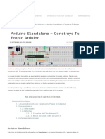 Arduino Standalone - Construye Tu Propio Arduino