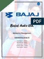 Bajaj Auto Ltd. _ y2